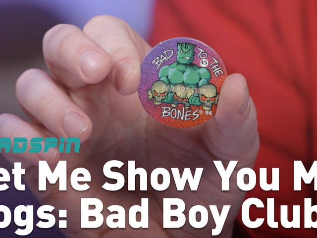Let Me Show You My Pogs: Bad Boy Club