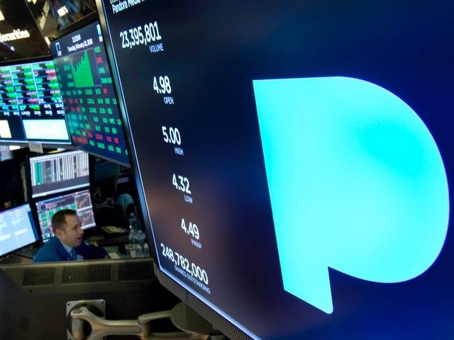SiriusXM is Gobbling Up Pandora for Just $3.5 Billion