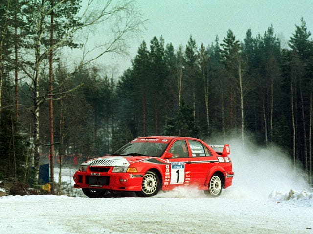 Rally Flashback: Rally Sweden 1999