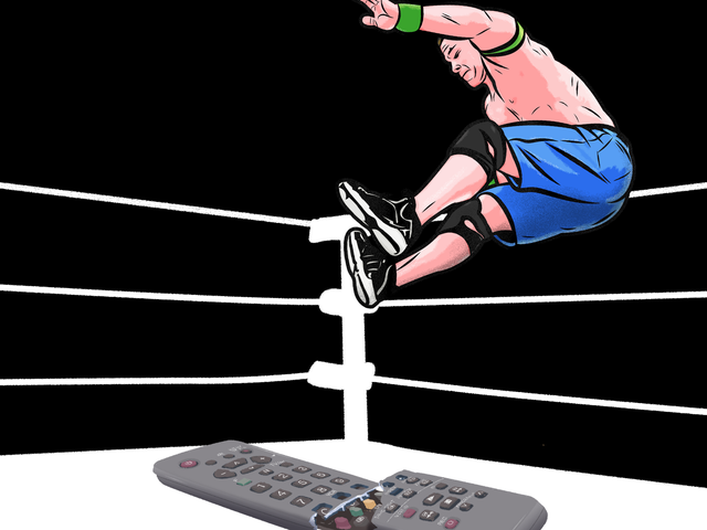 Pro Wrestling Is Great, And You Should Try Watching Less