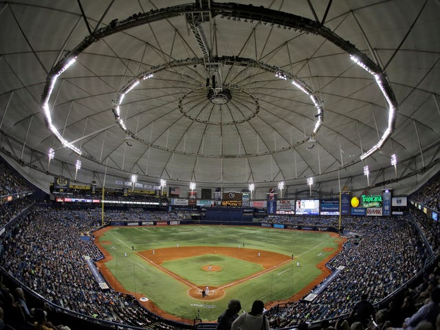 Rays Suggest Playing Half Their Home Games In Montreal: Seriously, What The Hell?