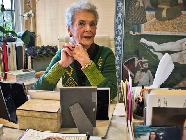 Lugna dina nerv med en Bergdorf personlig shoppares tankar om skönhet och åldrande