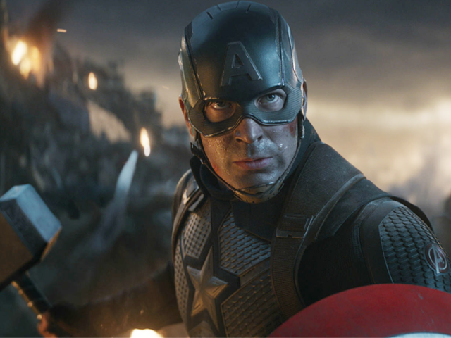 There Was a Very Sneaky Captain America Easter Egg in Avengers: Endgame We All Missed