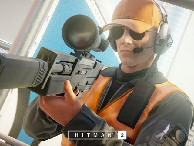 Hitman 2 newest teaser has you killing targets on a F1/LeMans type race course in Miami