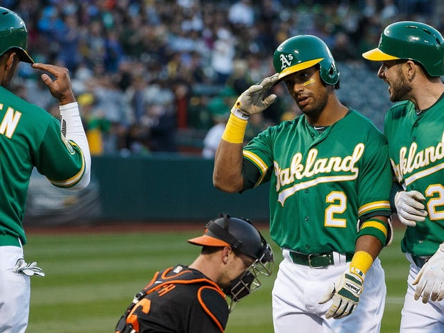 It's Time To Take The Oakland A's Seriously