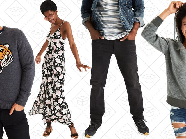 American Eagle's Entire Clearance Section is Under $20