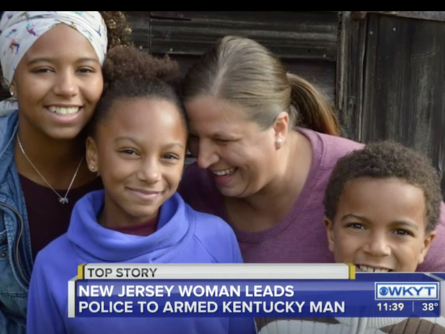 NJ Mom's 911 Call About Racist Man Prevents School Shooting in Kentucky