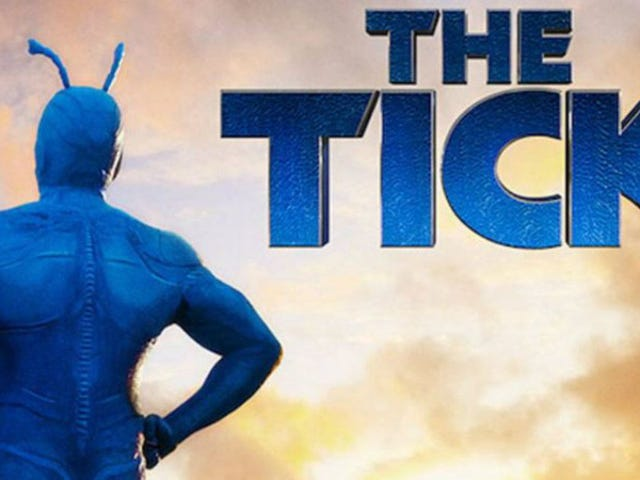 """Superheroes Are People Too"" - The Tick Season 1, Part 1"
