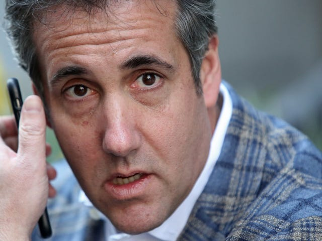 FBI Recovered 731 Pages of Messages and Calls From Michael Cohen's BlackBerry