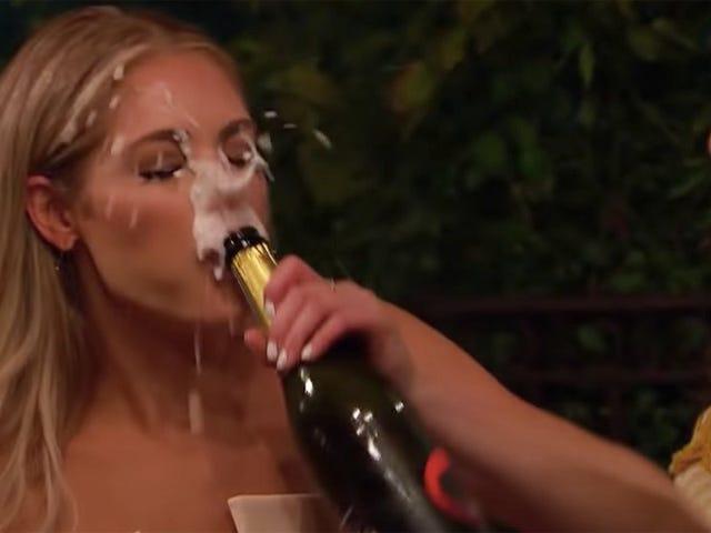 'ChampagneGate' de Bachelor fue una clase magistral de producción sádica