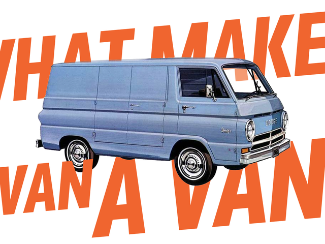 A Ford Flex Is Not a Van and the Definitive Rules of Vanhood