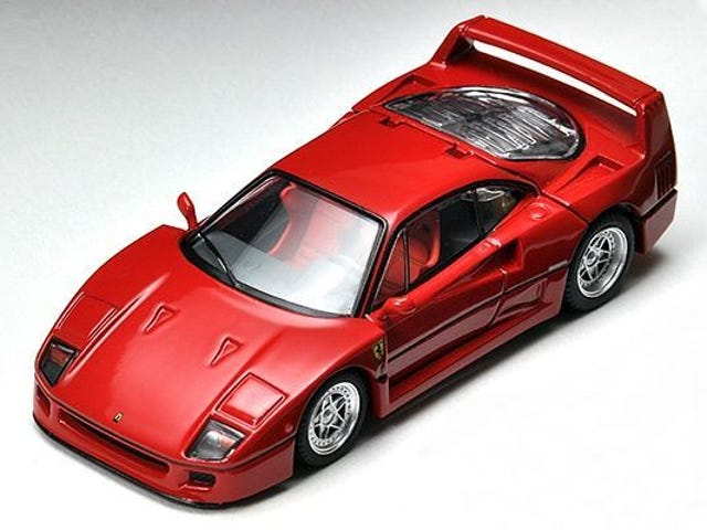TLV F40 and Dino available for pre-order now