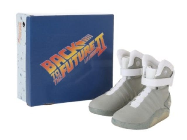 Marty McFly's Back To The Future 2 Sneakers Are Finally Affordable