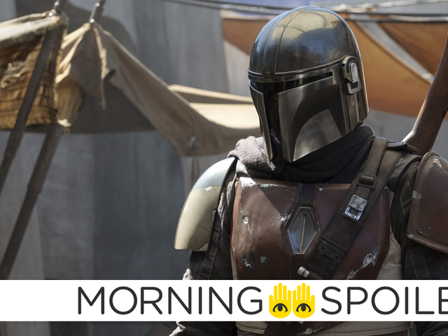 More Intriguing Rumors About The Mandalorian