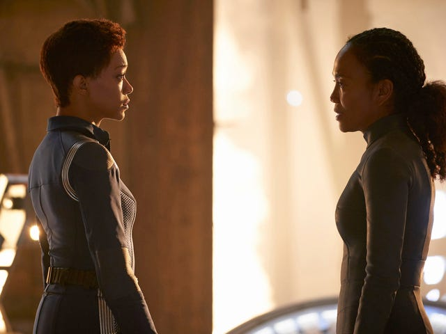 An unexpected reunion highlights a thrilling Star Trek: Discovery