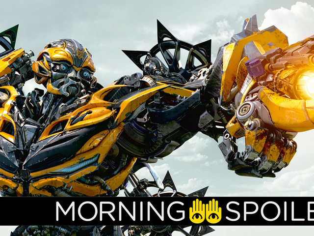 More New Details on the Bumblebee Spinoff