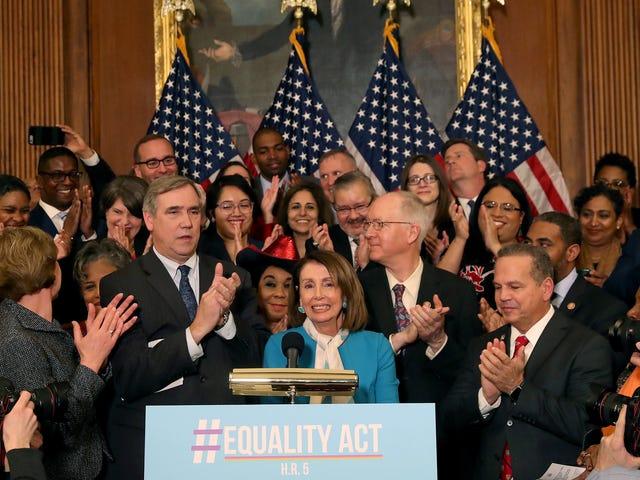 La loi sur l'égalité fera-t-elle réellement quelque chose?