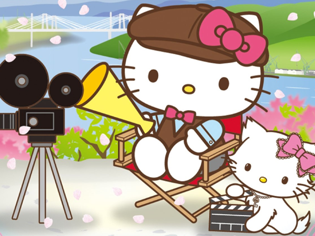 Sanrio ha appena dato a New Line la licenza per realizzare un film Hello Kitty
