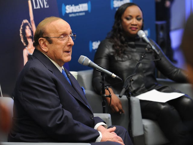 Clive Davis Plans to Undo Damage of Other Whitney Houston Documentaries With a New Film of His Own