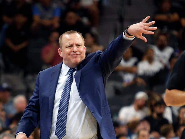 Tom Thibodeau Is Destruction