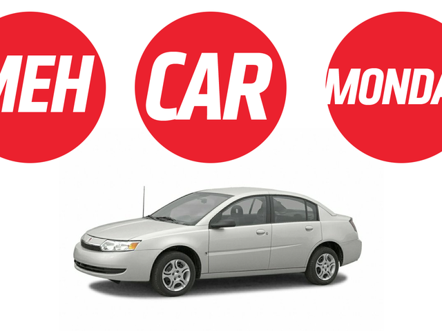 Meh Car Monday: The Saturn Ion Perfected The Chemistry Of Boring