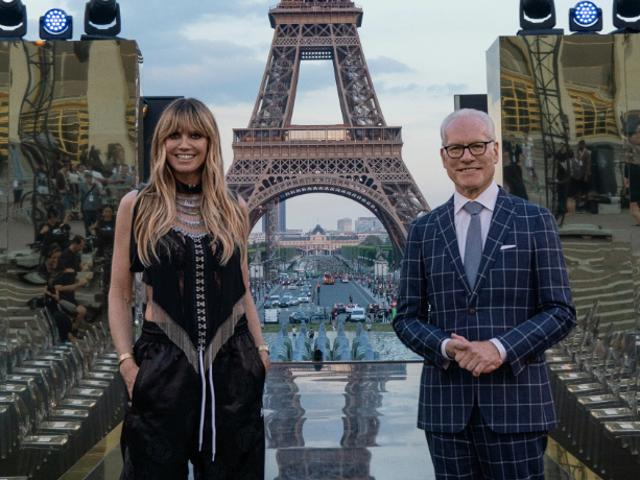 Serial mode baru Tim Gunn dan Heidi Klum akhirnya terungkap