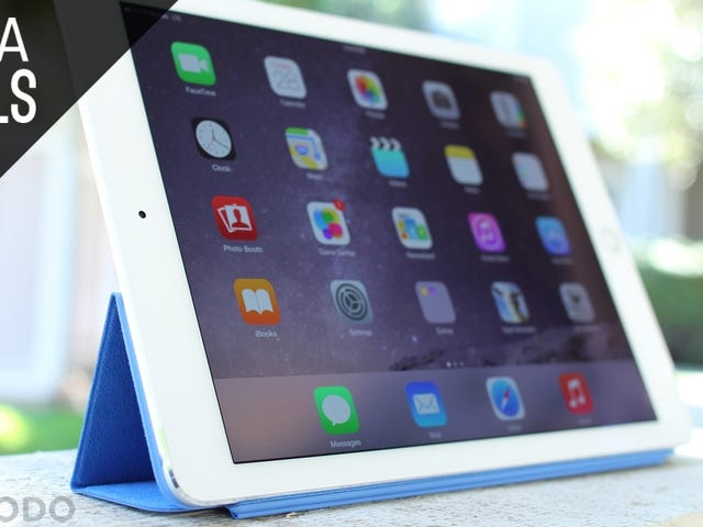 I-save ang $ 75- $ 100 sa iPad Air 2