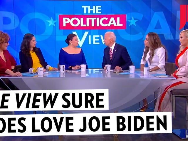 La vista è profondamente ossessionata da Joe Biden