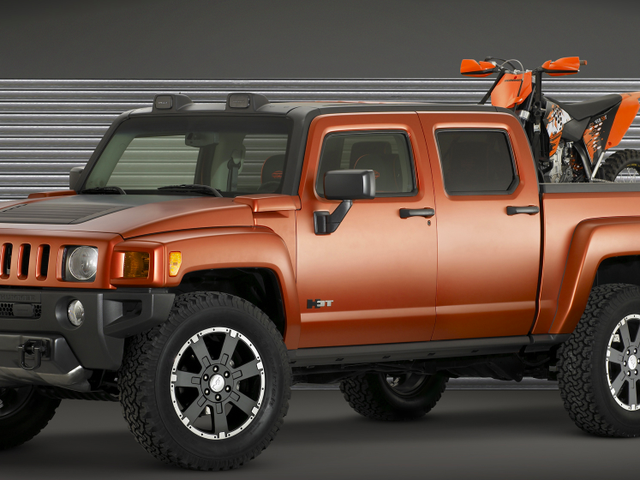 Hummer regresa como una camioneta eléctrica todoterreno Por GMC: Wall Street Journal