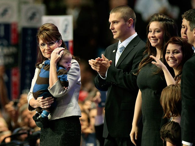 Track Palin Takes Plea Deal in Domestic Violence Case