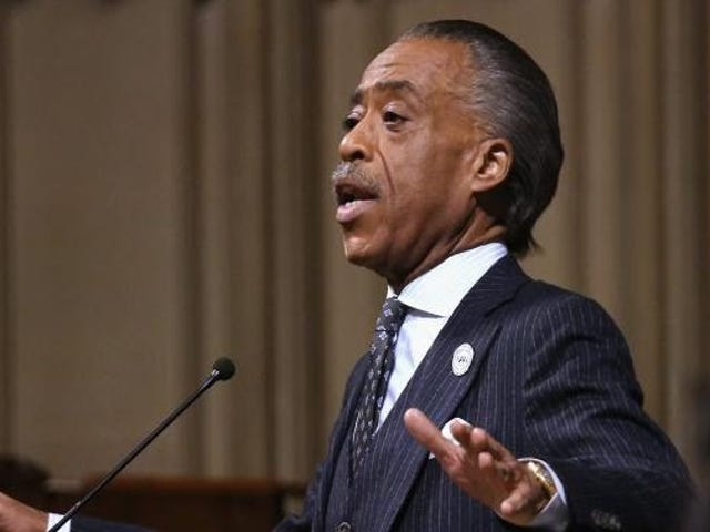 Al Sharpton Claims 'White Male Supremacy' Is 'on Its Last Breath' Because Harry Married Meghan, and I Need Him to Stop Talking