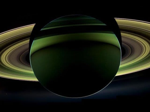 Las imágenes más bellas capturadas por Cassini son perfectas para fondo de pantalla