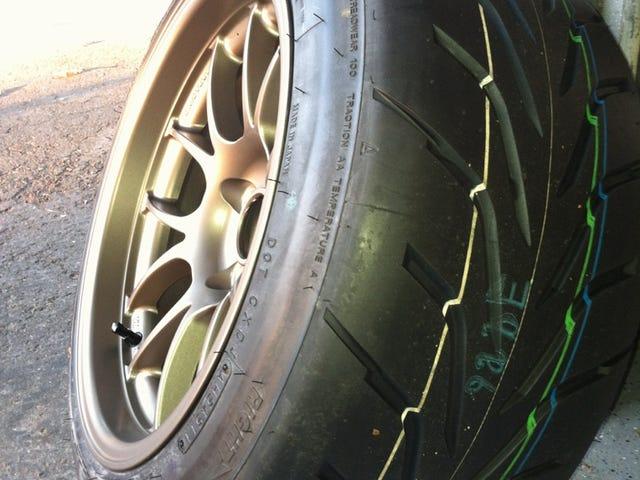 OPPO Wheel & Tire Challenge $50