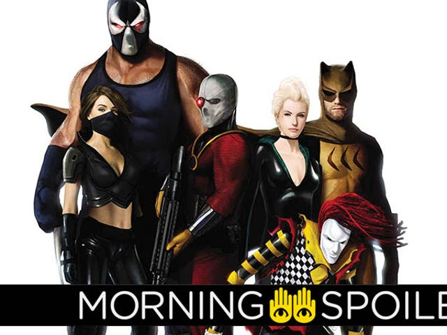 2 Members of the Secret Six Are Making Their Way to DC's TV Universes