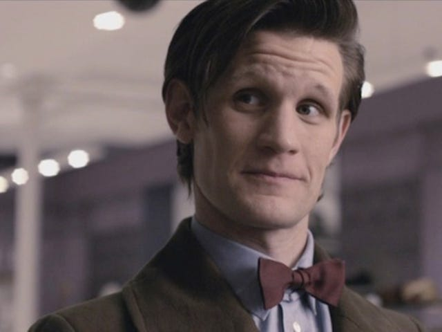 The Eleventh Doctor Joins The Khaleesi In The New Terminator Trilogy