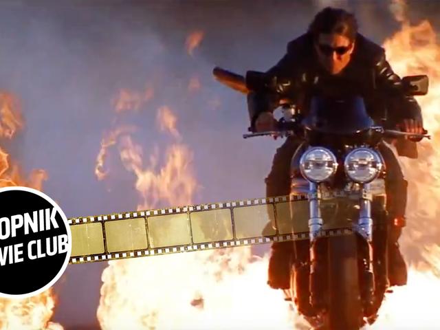 <i>Mission: Impossible 2</i> Är vad som händer när du ringer Tom Cruise Boring