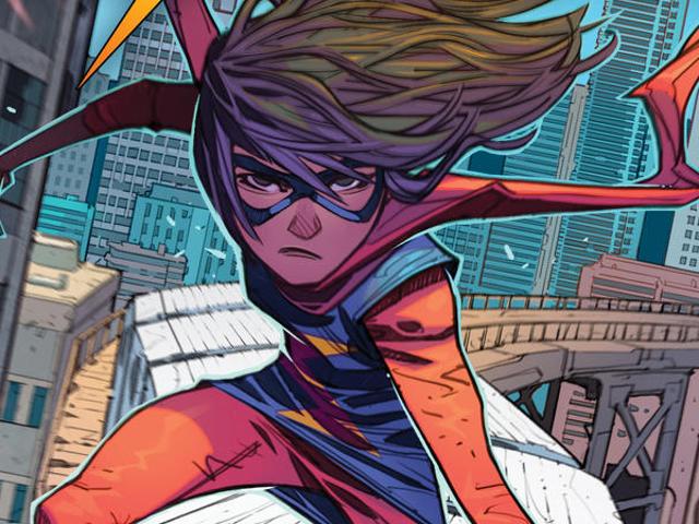 Kamala Khan's Creator Is Stepping Away From Ms. Marvel