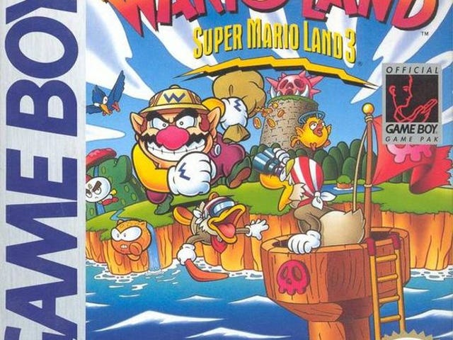 Warped Pipes: Let's Talk About Wario's First Starring Role in Wario Land: Super Mario Land 3