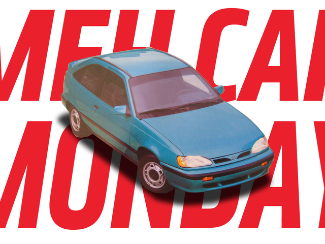 Meh Car Monday: Asüna Was an Entire Meh Car Brand That Nobody Bothers to Remember