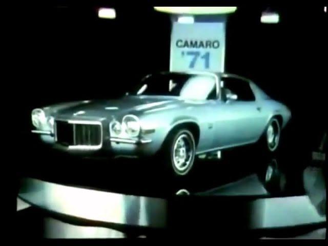 70s ऑटोमोबाइल विज्ञापन III
