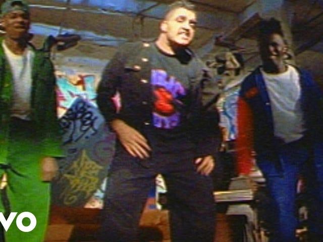 Jag gick ner ett hip-hop kaninhål och slutade på Fu-Schnickens som om det var 1992 överallt