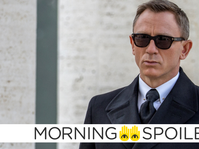 Even More Updates on The Invisible Man, Bond 25, and More