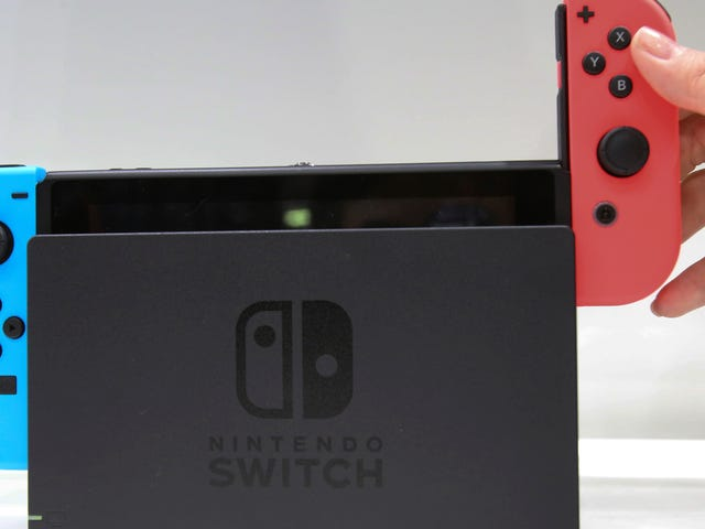 Nintendo sanoo, että huhuttua vaihtokauppaa ei ole olemassa
