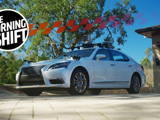 Toyota's Idea of Driverless Cars Still Includes a Driver