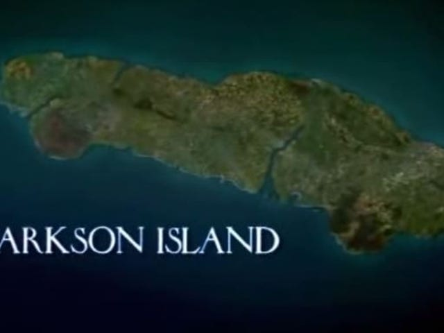 The Magnificent Clarkson Island