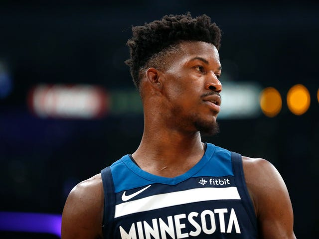 Jimmy Butler Is Willing To Own The Villain Role Against The Team He Still Plays On