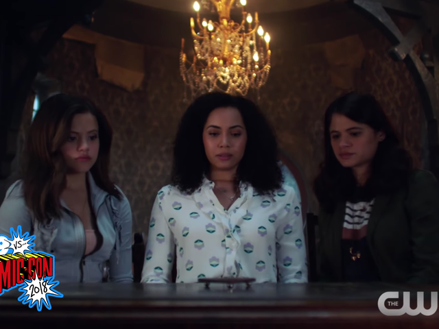 There's Something Magical About the Charmed Reboot