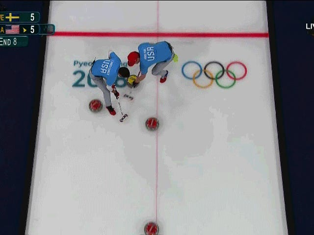 United States Wins First-Ever Curling Gold On John Shuster's Fiver