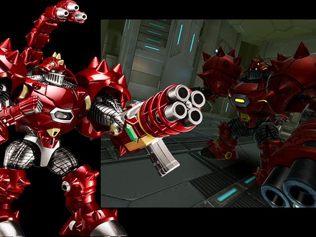 Infinite Arms neemt speelgoed-tot-leven naar een heel nieuw niveau