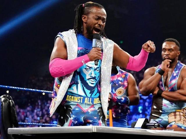 WWE yrittää purkaa omaa historiaansa tarinalla